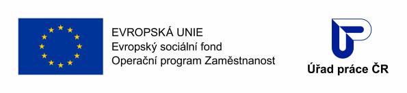 loga EU OPZ a ÚP ČR
