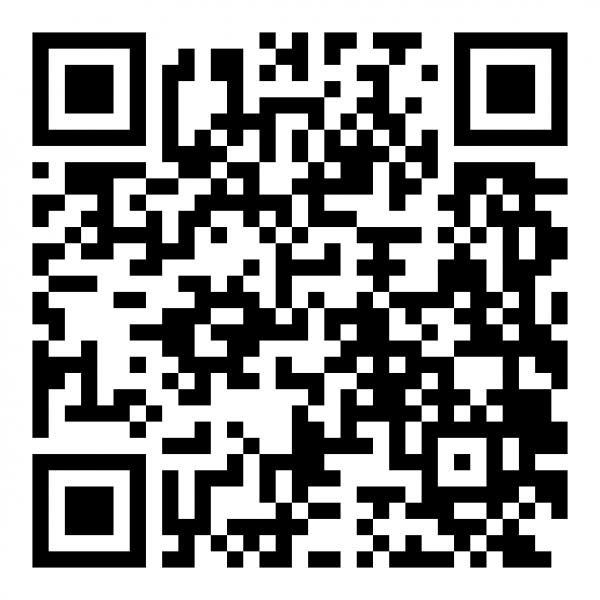 QR kód pro vstup do virtuální prohlídky 1. stupně ZŠ Trutnov, Mládežnická